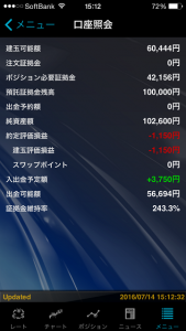 トレイダーズ証券 FX 10万円からトライ