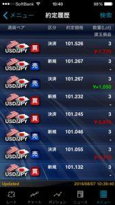 トレイダーズ証券 みんなのFX 10万円からトライ ②