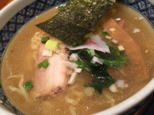 渋谷 ラーメン 定食 麺飯食堂 なかじま