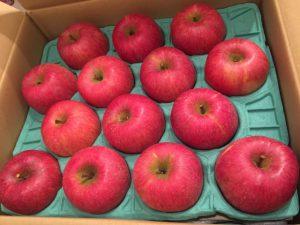 大地で育った完熟りんご 信州さみずの里