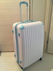 スーツケース レンタル