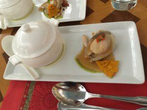エンチャンテッド・ガーデン・レストラン 香港ディズニーランドホテル