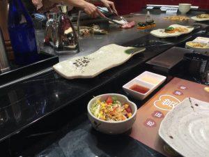 鉄板焼き 喜盛 (YOSHIMORI TEPPANYAKI)ギャラクシー マカオ