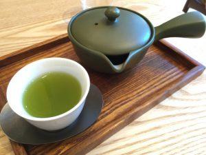 茶カフェ 竹若 銀座4丁目 東急ステイ 1F