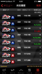トランプ次期米大統領 記者会見による ドル失速で 資産ピンチへ 外為ジャパン FX パート3(元金60万円)⑦