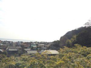 花と眺望の祈願寺 長谷寺 鎌倉市 長谷