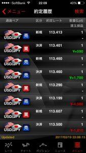 外為ジャパン FX パート3(元金60万円)⑫