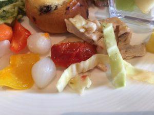トウキョウディズニーシー ホテルミラコスタ オチェーアノ 地中海料理レストラン ランチブッフェ