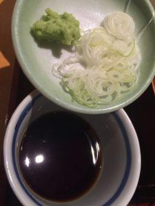 蕎麦 ダイニング 噺屋(はなしや)東京駅