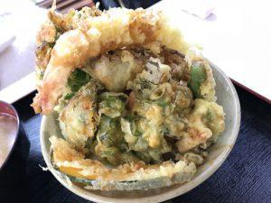 龍王峡 (栃木)茶迎館 昼飯