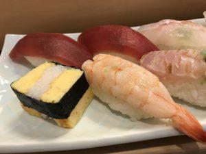 寿司 しおの ランチ 八重洲2丁目