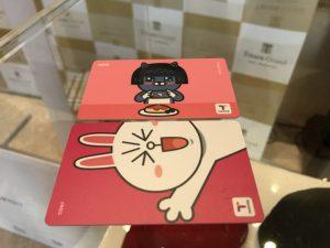 T-money カード