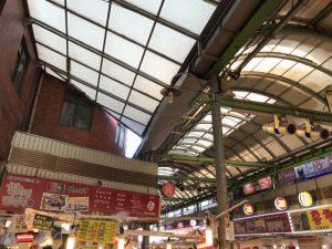広蔵市場 (クァンジャンシジャン) チョンノオガ