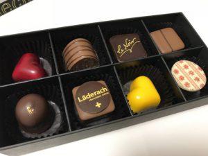 レダラッハ(Laderach) チョコレート