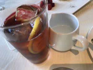 ランチ 東京ディズニーシー ホテルミラコスタ OCEANO 地中海料理レストラン