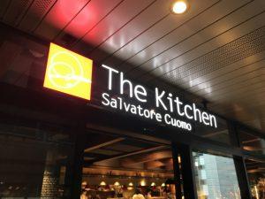 ビュッフェ The Kitchen Salvatore Cuomo GINZA (ザ キッチン サルヴァトーレ クオモ 銀座)